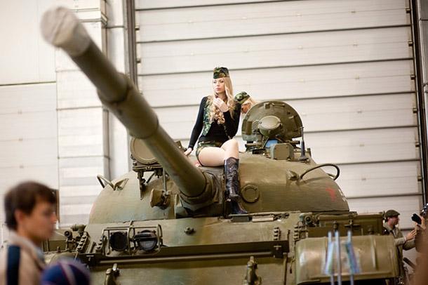 игра в танке